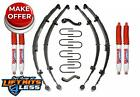 Skyjacker J34K N 35 Lift Kit w Nitro Shocks for 1955 1975 Jeep CJ5 CJ6 Gas
