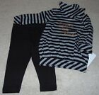 NWT Girls DKNY  CALVIN KLEIN Outfit Size 12 Months Cute