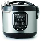 Aroma Housewares ARC-980SB Professional 20-cup (Cooked) Digital Rice...