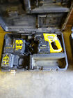 DeWalt Cordless SDS  Drills, Chargers, Batteries and Case's. DW004/DW005