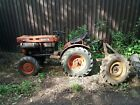 Kubota B7100 Compact Tractor plus Implements Smallholder Landscape Gardeners