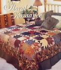 FLORAL ROMANCE Quilt Pattern Assorted Prints Piecing from Magazine