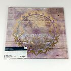 Recollections Scrapbook Album Expandable BOHO 12x12 10 Clear Pages