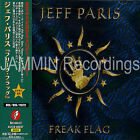 JEFF PARIS - FREAK FLAG - JAPAN EDITION - NEW CD - JEFF PARIS
