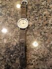 Men's vintage Swiss Army Cavalry Swiss made quartz stainless watch pre.owned