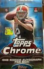 2014 TOPPS CHROME FOOTBALL BOX UNOPENED FACTORY SEALED 24 PACKS HOBBY DEREK CARR
