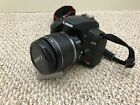 Canon EOS Rebel XS 1000D 101MP Digital SLR Camera Black Kit w EF S 18 55
