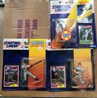 Starting Lineup Sports Collectibles Chris Hoiles, Todd Van Poppel, Paul Molitor