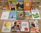 WEIGHT WATCHERS New Weekly Mini magazines 14 Issues April Sep 2017 Weeklies