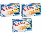 3 PACK Hostess Twinkies® Sponge Cake 13.58 oz Box (10 Ct each)- total 30 Ct