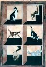Cats In the Attic Paper Piecing Pattern Silver Linings
