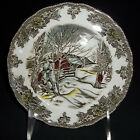 Johnson Brothers FRIENDLY VILLAGE Bread & Butter Plate Sugar Maple Made England