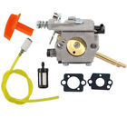 Carburetor For Stihl FS48 FS52 FS66 FS81 FS106 String trimmer Carb Walbro WT 45