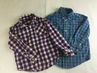 Lot of 2 Boys Polo Ralph Lauren Tommy Hilfiger Button Down Dress shirts 3t 4