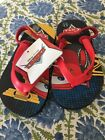 Cars Sandals Flip Flops With Back Strap M 7 8 Toddler Sandals Beach Water Shoes