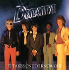 DETECTIVE - IT TAKES ONE TO KNOW ONE - NEW CD ALBUM