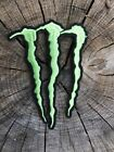 Monster Energy Logo Decal Iron On Patch Embroidery Motorcycle Motorcross Bike