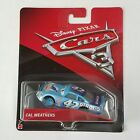 DISNEY PIXAR CARS 3 CAL WEATHERS DINOCO DIECAST NEW IN PACKAGE FREE SHIPPING