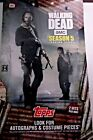 2016 TOPPS THE WALKING DEAD SEASON 5 TRADING CARDS BOX FACTORY SEALED HOBBY BOX