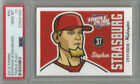 Stephen Strasburg Cards, Rookie Cards Checklist and Autograph Memorabilia Guide 16