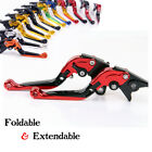 For Honda CBR1000RR/FIREBLADE 2004-2007 Folding&Extending Brake Clutch Levers
