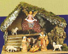 5 Inch Fontanini 9 pc Nativity Scene 54494