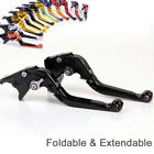 For Yamaha XT660R/X 2004-2011 XTZ750 Folding&Extending Brake Clutch Levers