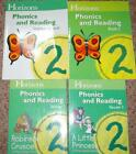 Horizons Phonics and Reading Grade 2 Teacher Guide Student book 2 and readers