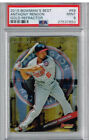 2015 Bowman's Best Anthony Rendon Gold Refractor PSA 9