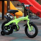 kids bike 14 with stabilisers and FREE drink bottle