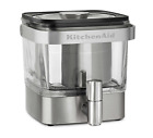KitchenAid Cold Brew Iced Coffee Maker Stainless Steel Refrigerator Drinks New