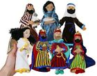 The Puppet Company Christmas Collection Nativity Set of Finger Puppets