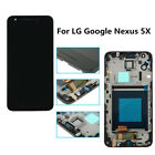 LCD Display Touch Screen Digitizer +Frame For LG Google Nexus 5X H790 H791 H798