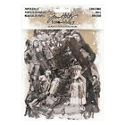 Tim Holtz Idea ology CHRISTMAS PAPER DOLLS Paperie TH93665