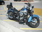 2006 Harley Davidson Softail 2006 Harley Springer Classic with enclosed trailer