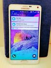 Samsung Galaxy Note 4 SM N910W8 32GB Frost White Unlocked Smartphone