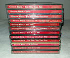 TIME LIFE MUSIC GUITAR ROCK 23 CD MUSIC SET SOME UNOPENED