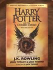 Harry Potter and the Cursed Child Parts 1  2 1st Edition 1st Printing Unread