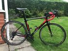Giant Defy Advanced Pro road bike with campagnolo zonda wheels