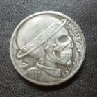 1937 Soldier Explorer Hobo Nickel coins Buffalo Collection Army Five Cent