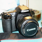 Canon EOS 30D 86MP Digital SLR Camera with 18 55 kit lens