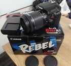 Canon EOS Rebel SL1 1 year Warranty