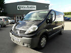 Renault Trafic 20dCi Wheelchair Accessible Disabled Mobility Vehicle Car WAV