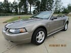 2001 Ford Mustang NO RESERVE below $2800 dollars