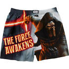 NEW NWT Men's Knit boxer Star Wars Kylo Ren  SOFT Fabric 100% Cotton Small