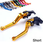 Short Brake Clutch Levers For Benelli TNT 899 Cafe Racer/Century/Naked Tre/Sport