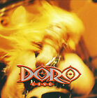 Live DORO CD ( FREE SHIPPING)