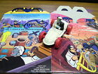 McDonalds BATMAN THE ANIMATED SERIES HAPPY MEAL BOX 1993 Two Face box