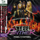STEEL PANTHER - Feel The Steel - JAPAN SHM CD NEW OOP