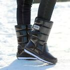 New Womens Snow Boots Waterproof Winter Warm Boots Female Fashion Casual Shoes